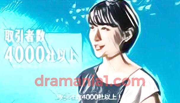 レバテックCM(2020)女優は誰?【フリーランスを提案する女性は鳴海唯】